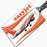 easyJet Waves Crew Tag